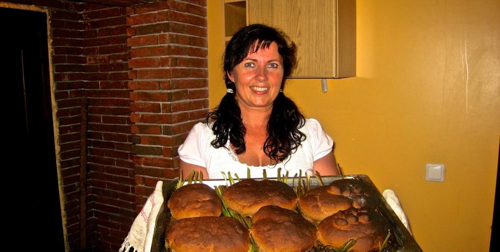 Duonos kepimas