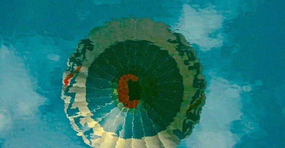 Skrydis su oro balionu